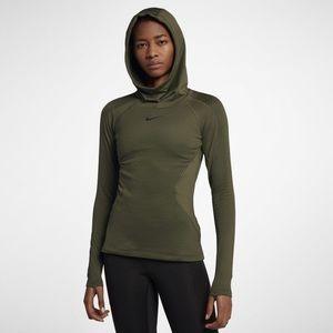 Nike Pro Hyperwarm Training Hoodie